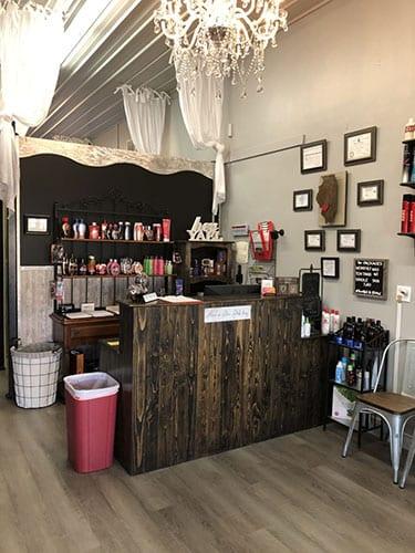 pedicure salon in greenville illinois